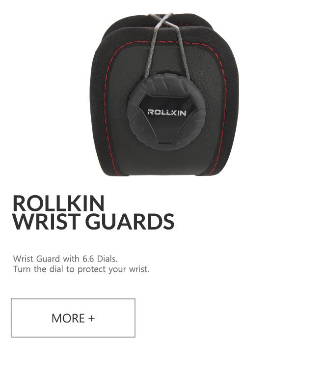 (M)ROLLKIN WRIST GUARDS